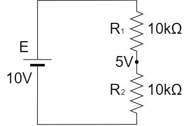 テスター 測定回路