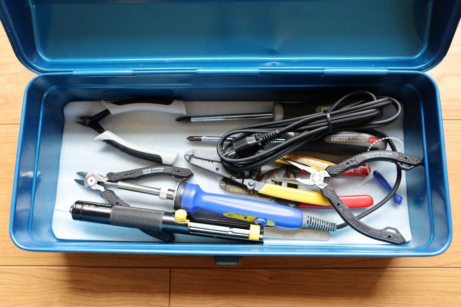 電子工作 工具