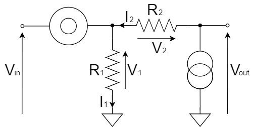 オペアンプ 非反転増幅回路 ヌラーモデル 関係式