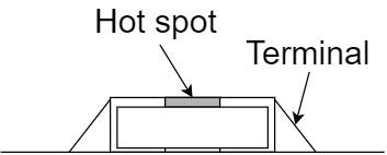 抵抗 定格 温度上昇 測定条件