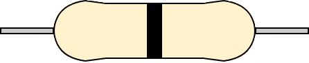0Ω抵抗 カラーコード 読み方